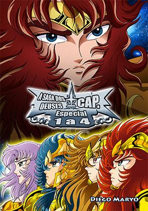 A Saga dos Deuses - cap1-4 2014