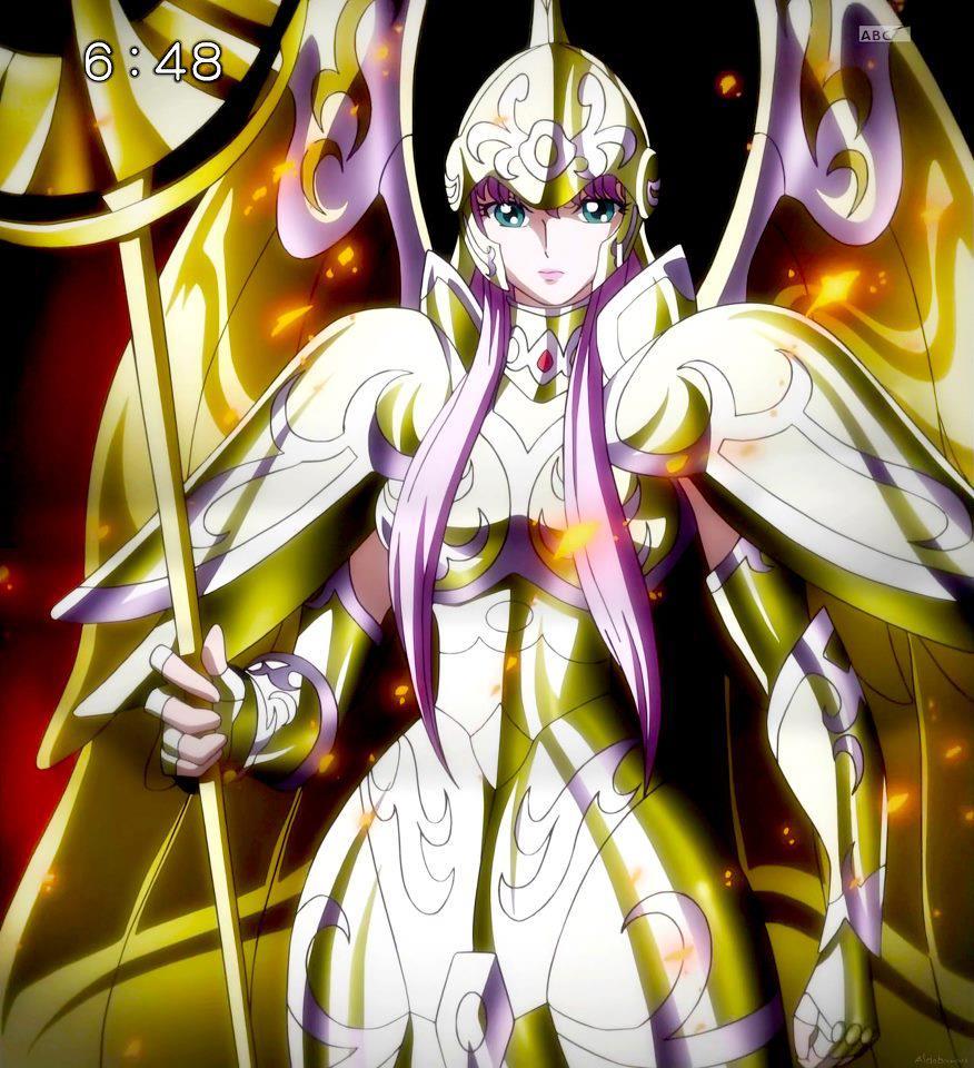 Saint Seiya Omega: Episódio 45 Com Legendas!