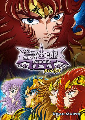 A Saga dos Deuses - cap1-2-3-4
