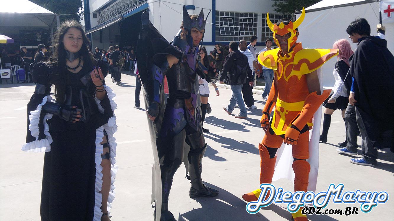 Anime Friends 2013 Omega Diego Maryo 191 cópia