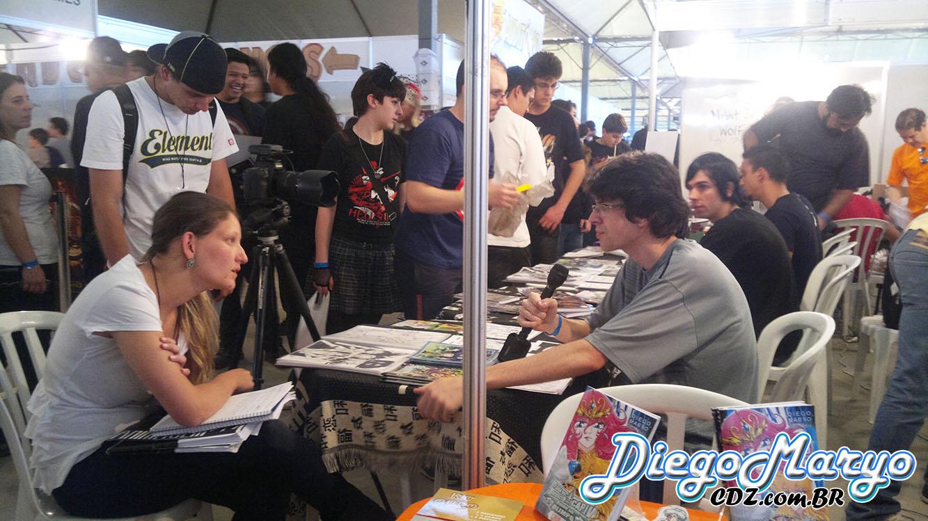 Anime Friends 2013 Omega Diego Maryo 216 cópia