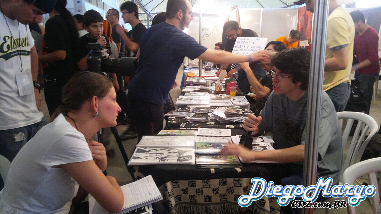 Anime Friends 2013 Omega Diego Maryo 217 cópia