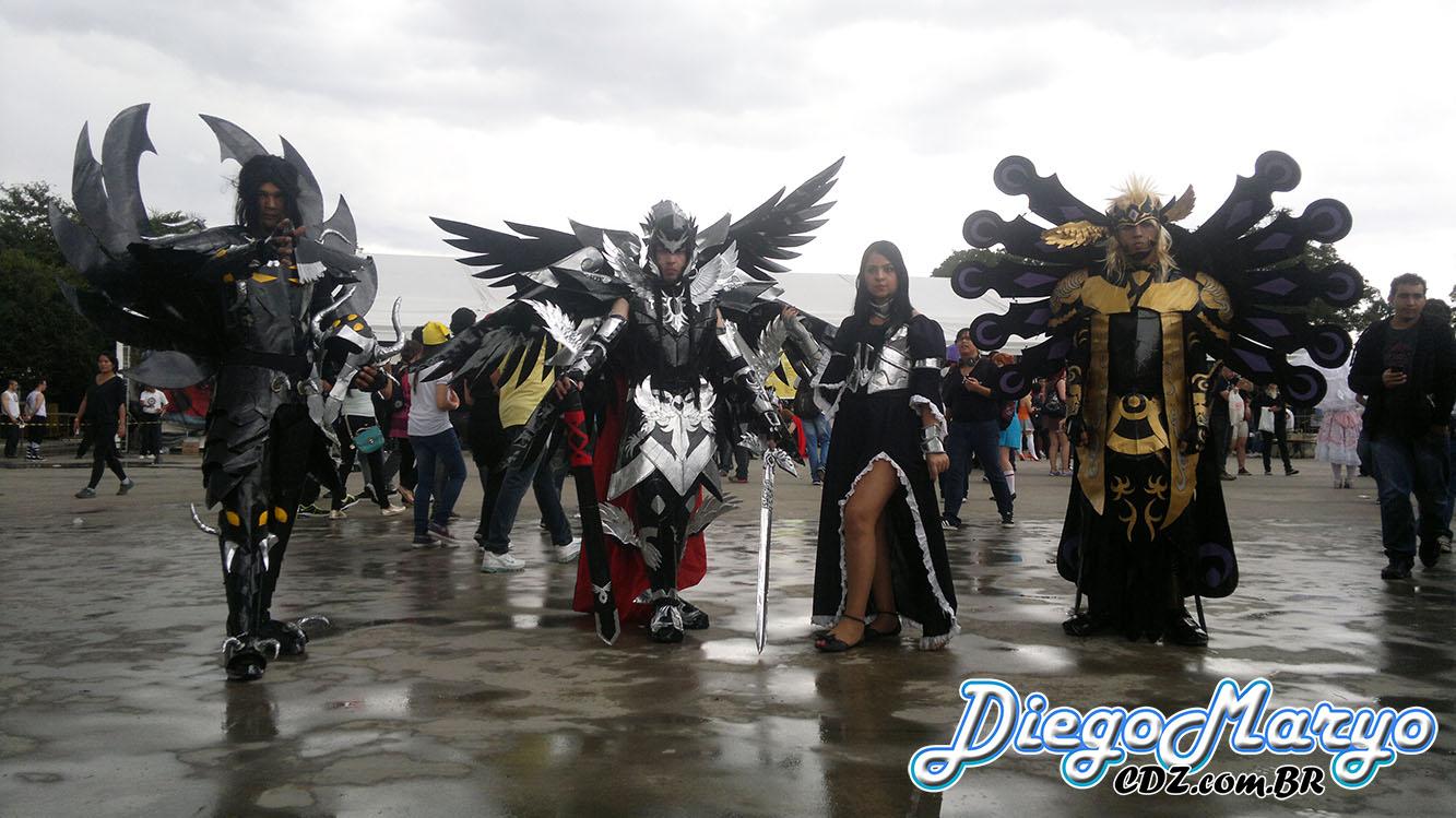 Anime Friends 2013 Omega Diego Maryo 241 cópia