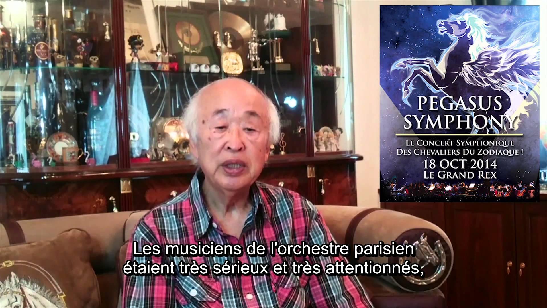 Seiji Yokoyama, compositor das trilhas sonoras clássicas de CDZ